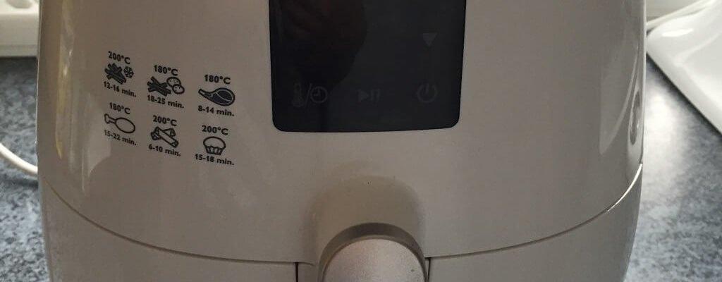 Testbericht: Philips Airfryer HD9230/50 Heißluftfritteuse