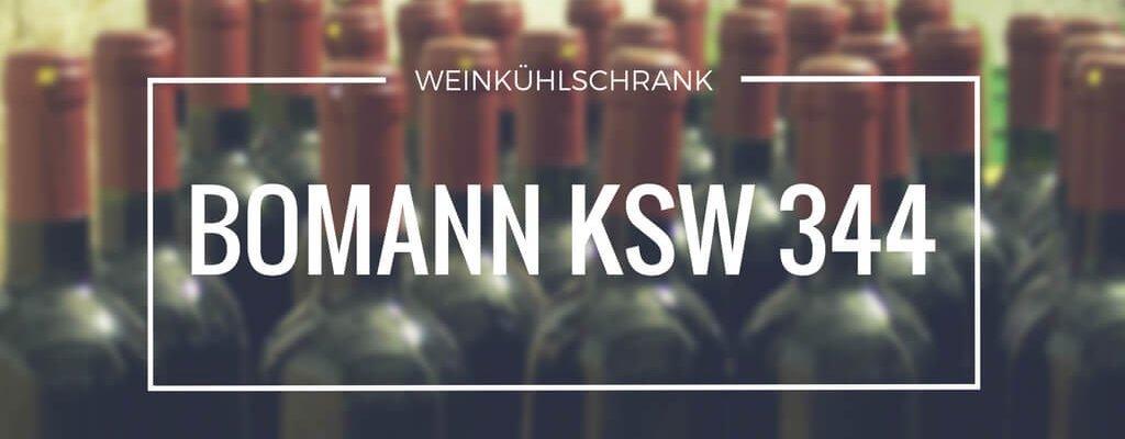 Bomann KSW 344 – hier lagern Rot und Weiß perfekt