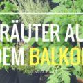 Ratgeber zum Anpflanzen von Gemüse und Kräutern auf dem Balkon