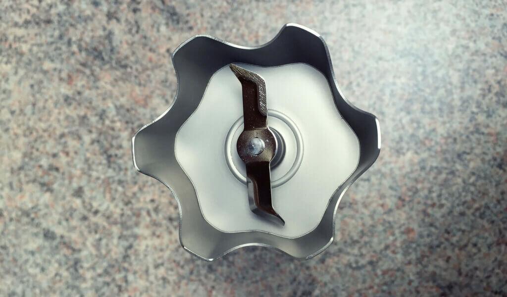 Mixfuss Multiquick 5 MQ 500 Edelstahl-Messer