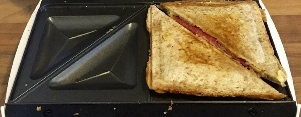 Testbericht: Sandwichmaker American SM 800