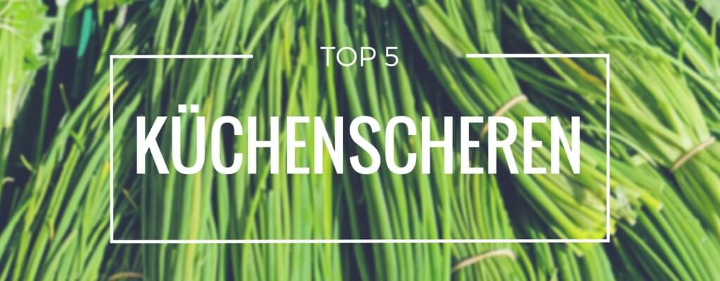 Top 5 Küchenscheren